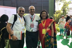 Doctors gather at AICOG 2017