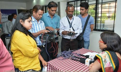 IUI Training at Shrikhande IVF