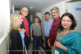 IUI workshop at Shrikhande Hospital