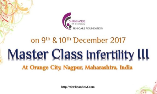 Master Class Infertility India
