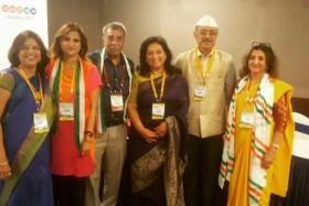 Delegates at AICOG 2017