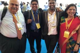 National and International delegates AICOG