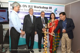ShrikhandeIVF & Surrogacy Center Nagpur IUI Hands on Workshop