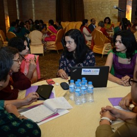 RoundTable Discussion with Dr Ruma Chakrobarty