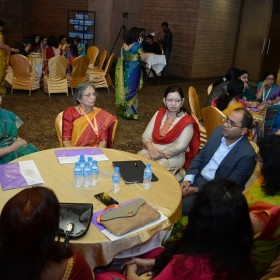 Round Table Discussion with Dr Prakash Savanur at Masterclass Infertility III on 9th Dec 2017