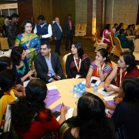 Round Table Discussion with Dr Sanjay Prabhu at Masterclass Infertility III