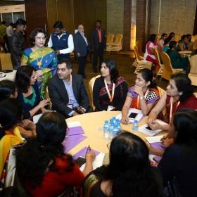 Round table Discussion with Dr Prakash Savanur and Dr Jyotsna Pundir at Masterclass Infertility III