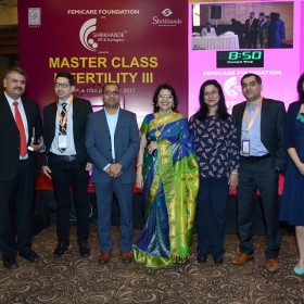 Faculty Presented at Masterclass Infertility III