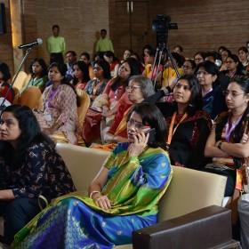 Dr Laxmi Shrikhande coordinating efforts at Masterclass Infertility III