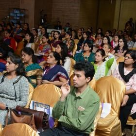 Guests at Masterclass III Nagpur India
