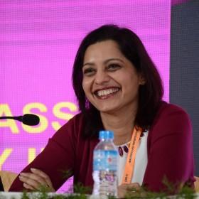 Dr Jyotsna Pundir at Masterclass Infertility III 2017 Nagpur