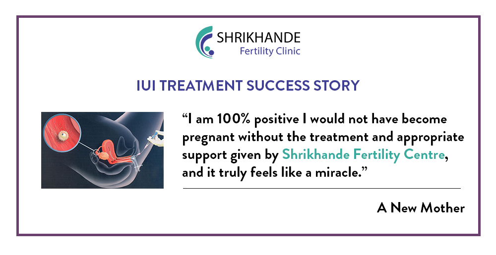 IUI TREATMENT SUCCESS STORY -
